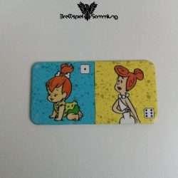 Familie Feuerstein Domino Dominokarte #10
