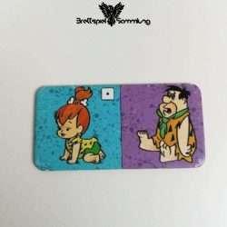 Familie Feuerstein Domino Dominokarte #7
