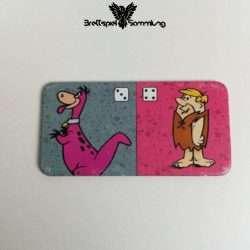 Familie Feuerstein Domino Dominokarte #6