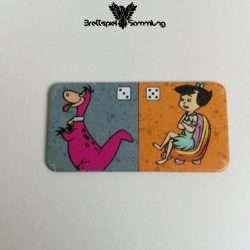 Familie Feuerstein Domino Dominokarte #4