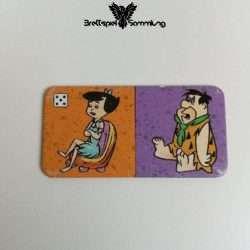 Familie Feuerstein Domino Dominokarte #2