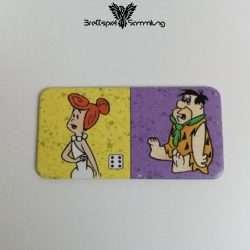 Familie Feuerstein Domino Dominokarte #21