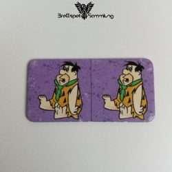Familie Feuerstein Domino Dominokarte #19
