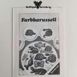 Farbkarussell Spielanleitung