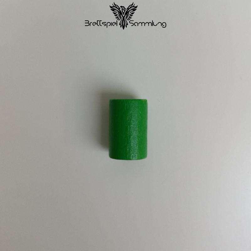 Holzzylinder Grün