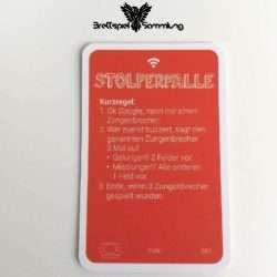 Know Quizkarten Paket Stolperfalle