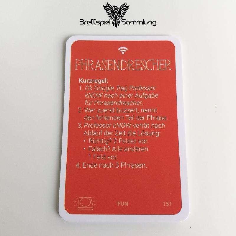 Know Quizkarten Paket Phrasendrescher