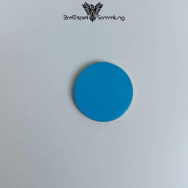 Meine Erste Uhr Spielmarker Blau