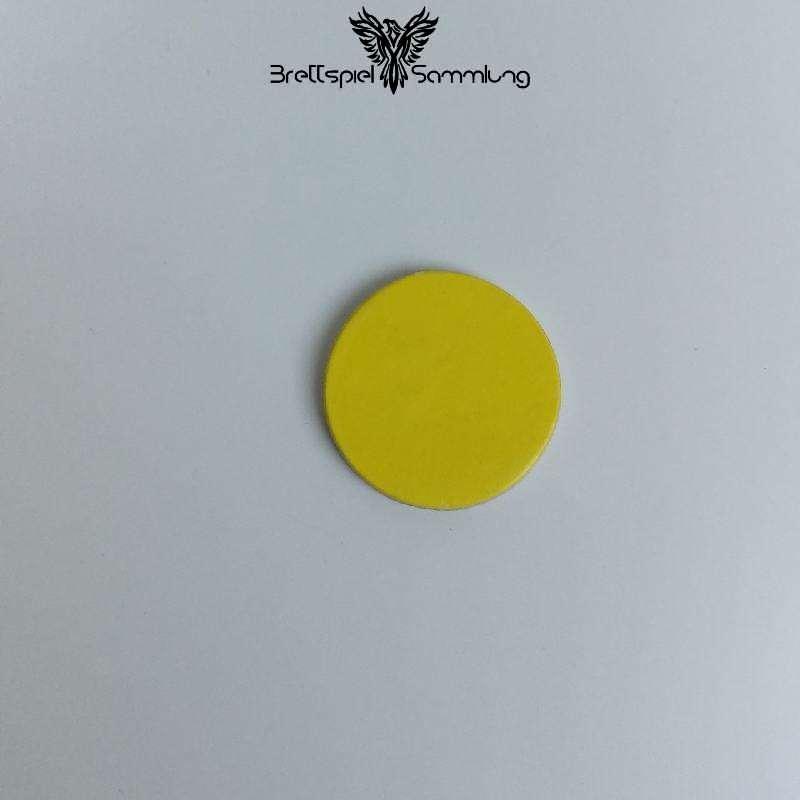 Meine Erste Uhr Spielmarker Gelb