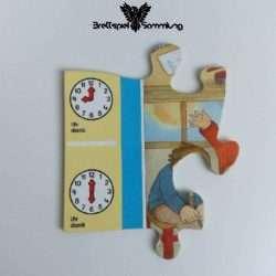 Meine Erste Uhr Puzzleteil #9