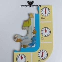 Meine Erste Uhr Puzzleteil #6