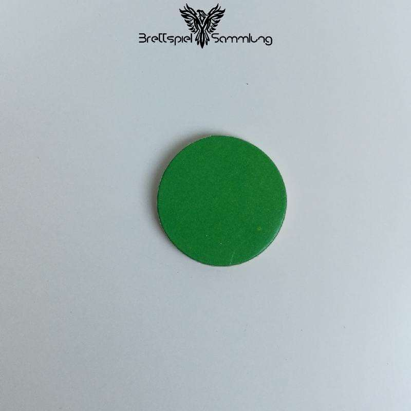Meine Erste Uhr Spielmarker Grün