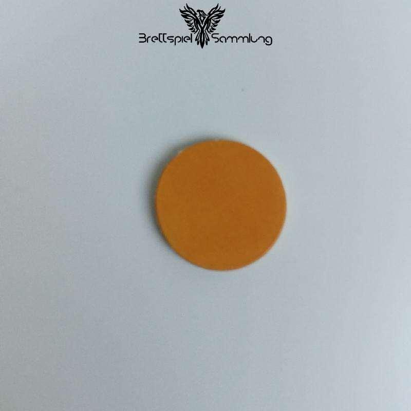 Meine Erste Uhr Spielmarker Orange