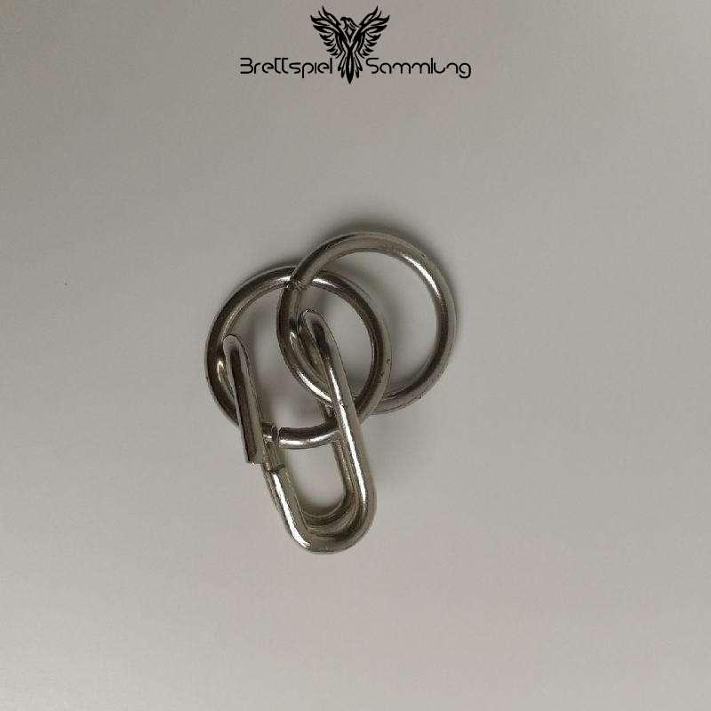 Metall Knobelei Trick #12