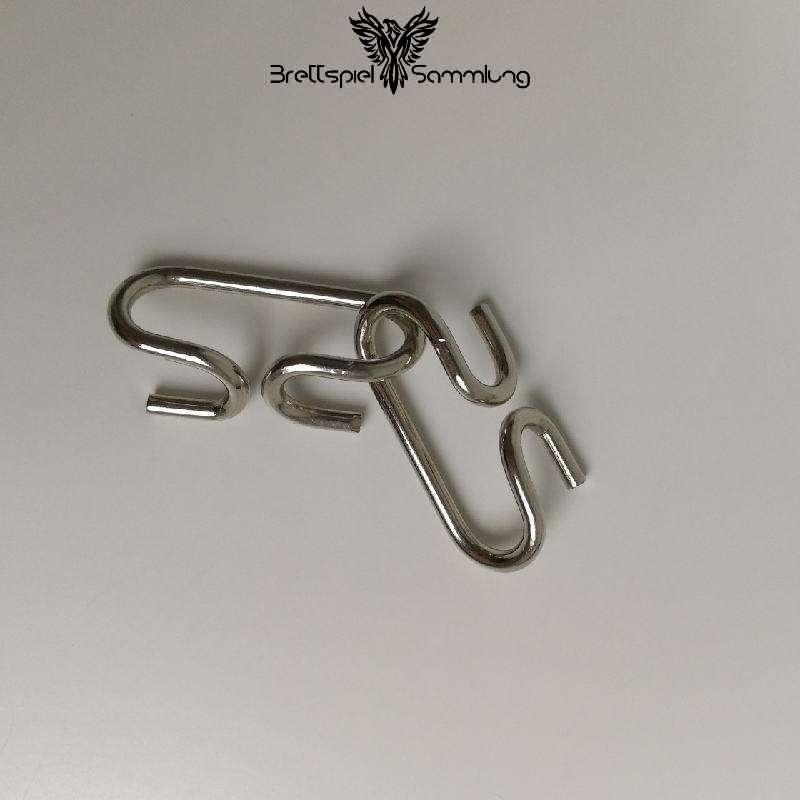Metall Knobelei Trick #8