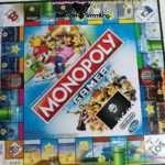 Monopoly Gamer Mario Edition
