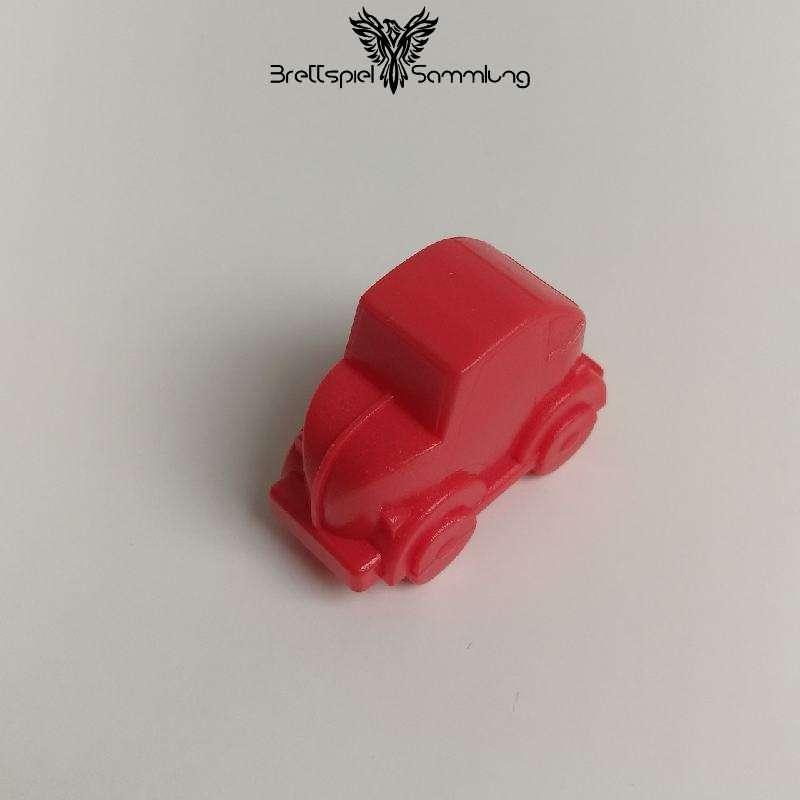 Monopoly Junior Spielfigur Auto Rot