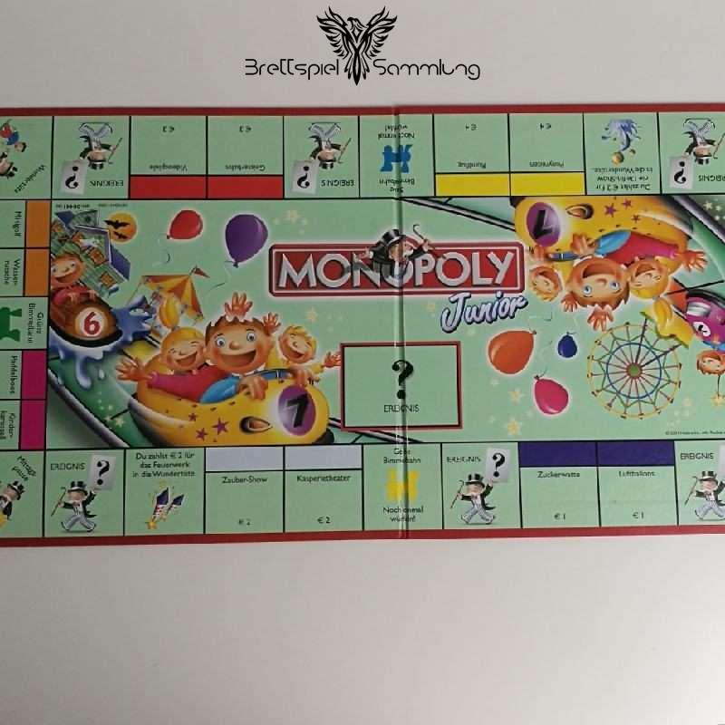 Monopoly Junior Spielplan #2