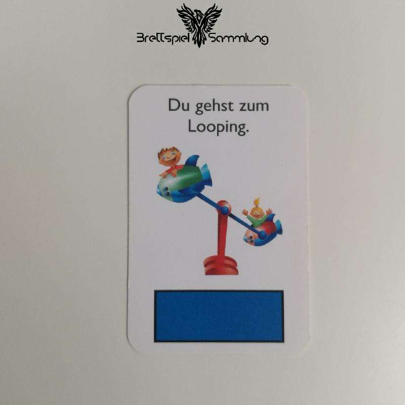 Monopoly Junior Ereigniskarte Looping