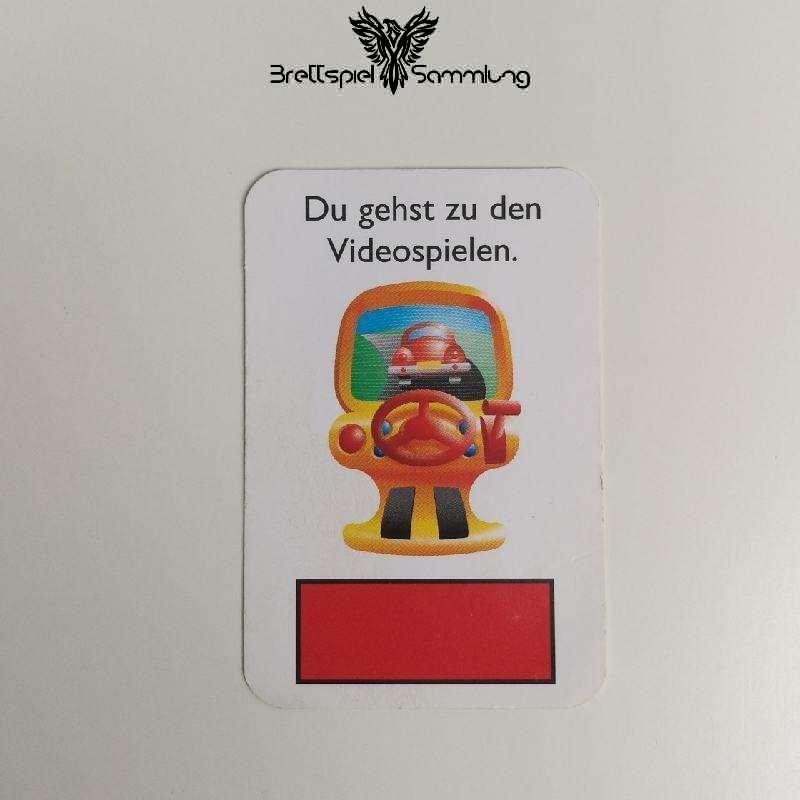 Monopoly Junior Ereigniskarte Videospiele