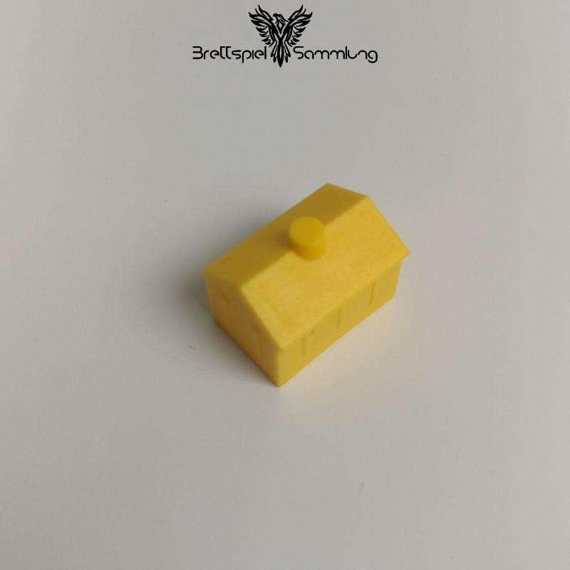 Monopoly Junior Kassenhäuschen Gelb