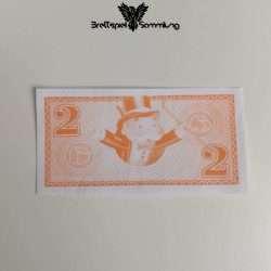 Monopoly Junior Spielgeld 2 Euro