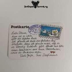 Ohne Moos Nix Los Ereigniskarte Postkarte Motiv #1