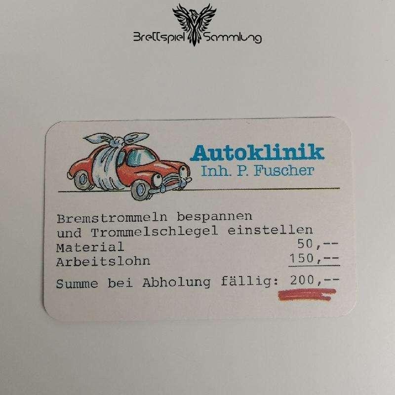 Ohne Moos Nix Los Ereigniskarte Autoklinik