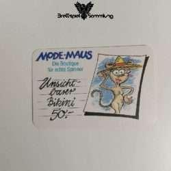 Ohne Moos Nix Los Ereigniskarte Mode Maus