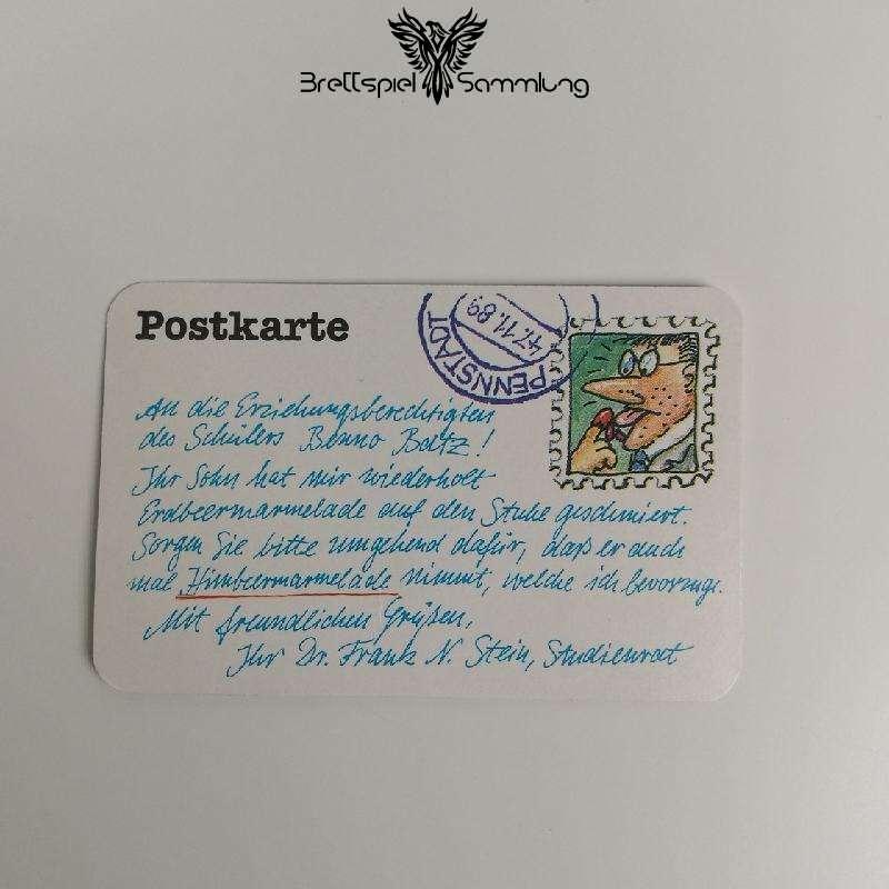 Ohne Moos Nix Los Ereigniskarte Postkarte Motiv #7