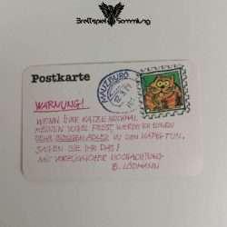 Ohne Moos Nix Los Ereigniskarte Postkarte Motiv #5
