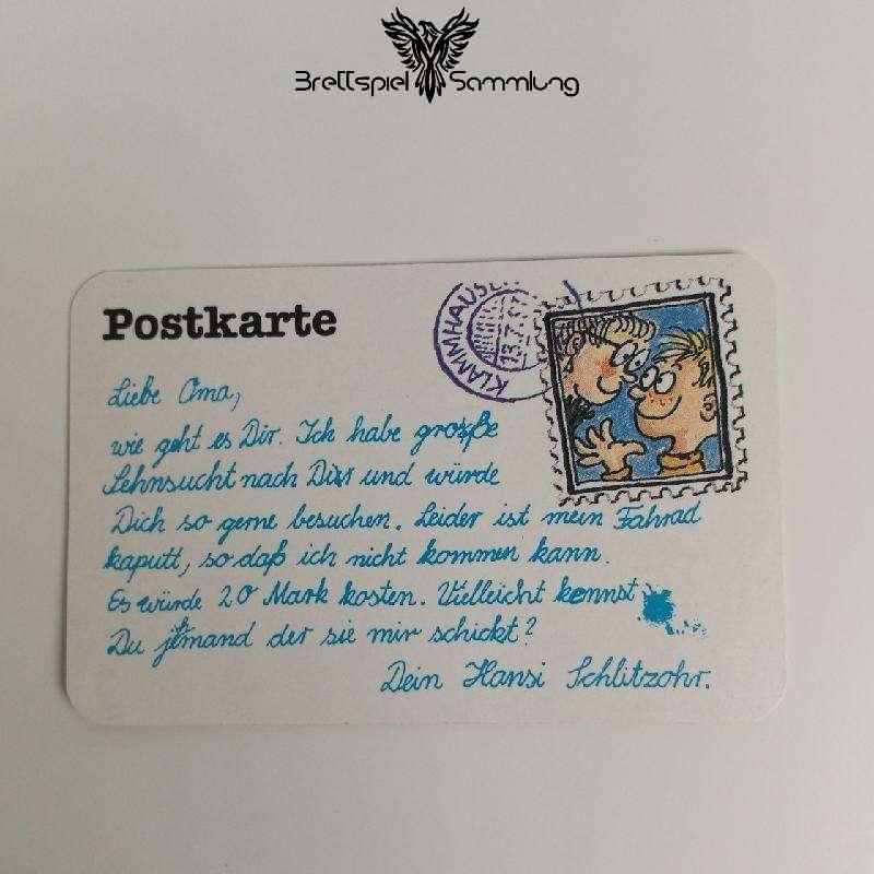 Ohne Moos Nix Los Ereigniskarte Postkarte Motiv #3