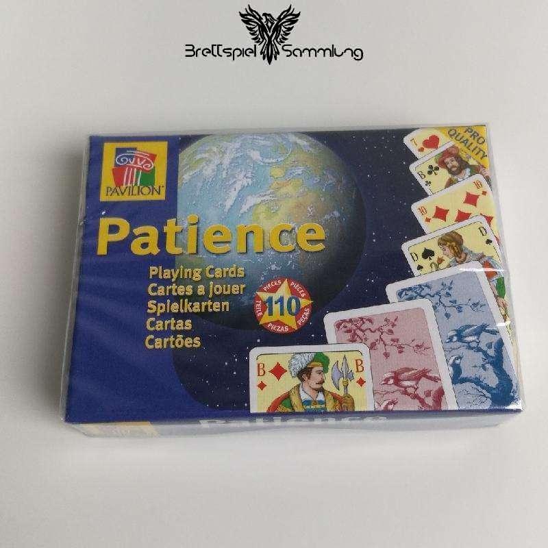 Patience Spielkarten Neu