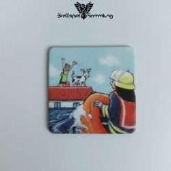 Ratz Fatz Kommt Die Feuerwehr Karte Hochwasser