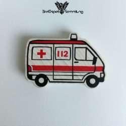 Ratz Fatz Kommt Die Feuerwehr Holzfahrzeug Krankenwagen