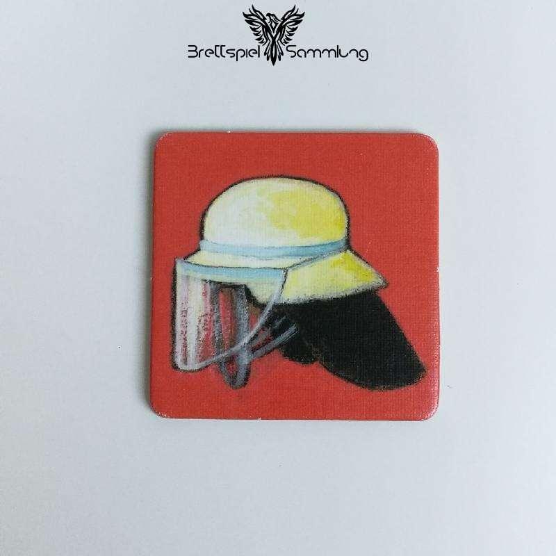 Ratz Fatz Kommt Die Feuerwehr Karte Helm