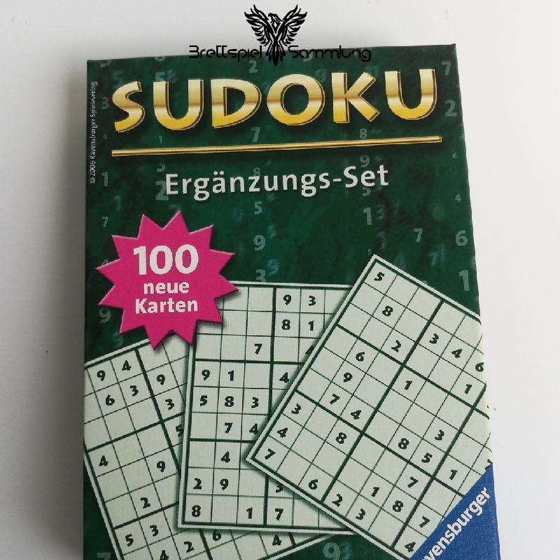 Sudoku Ergänzungs Set