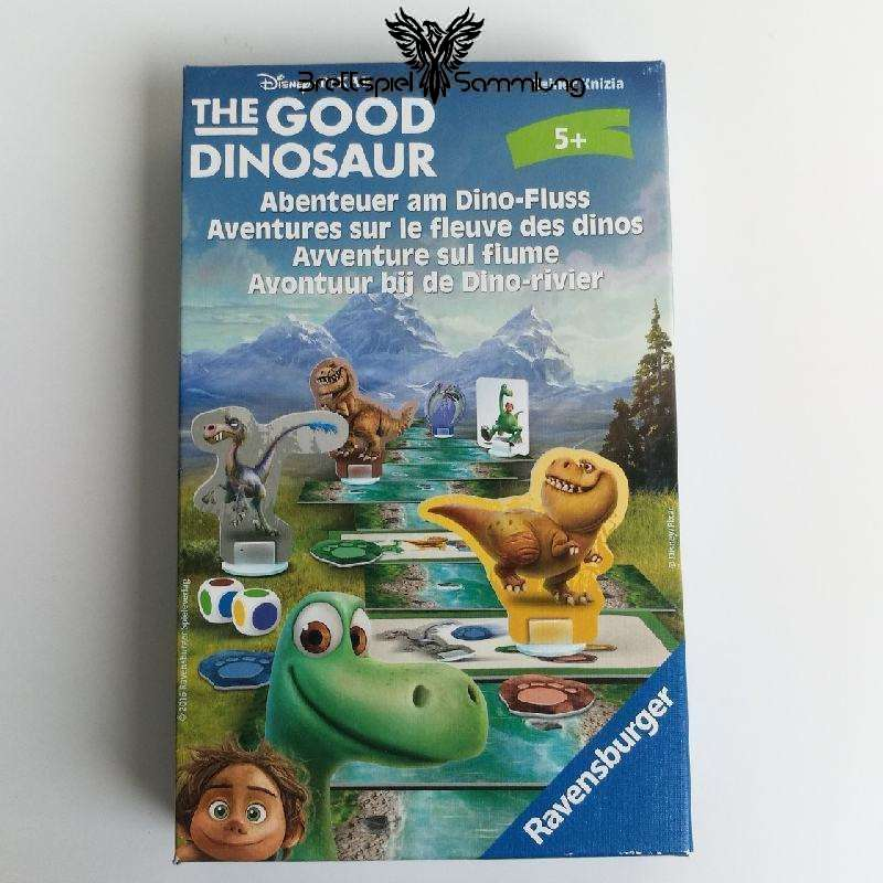 The Good Dinosaur Abenteuer am Dino Fluß