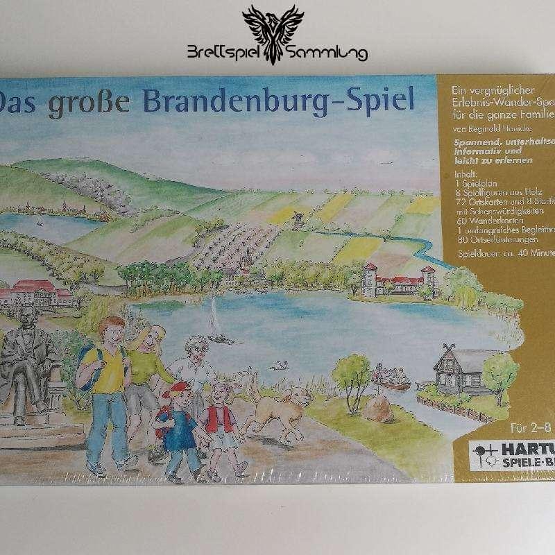 Das große Brandenburg Spiel Neu