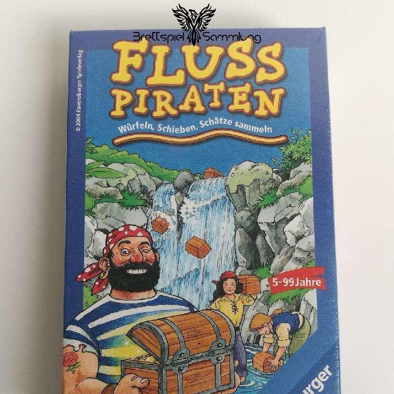 Fluss Piraten Mitbringspiel Neu