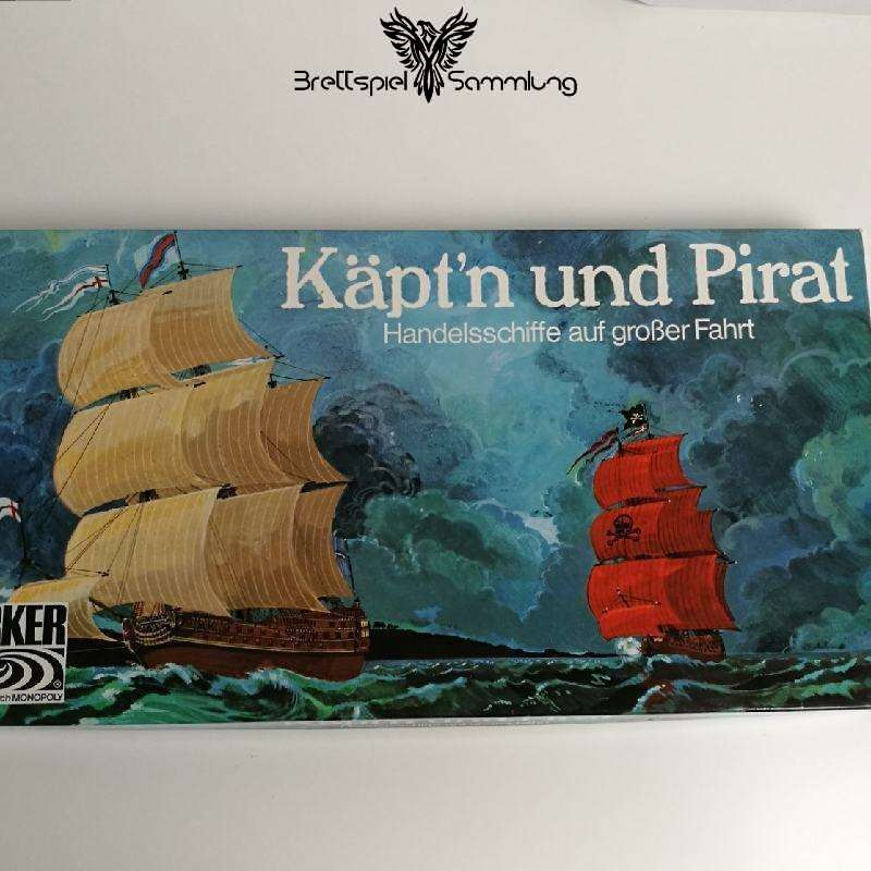 Käptn Und Pirat