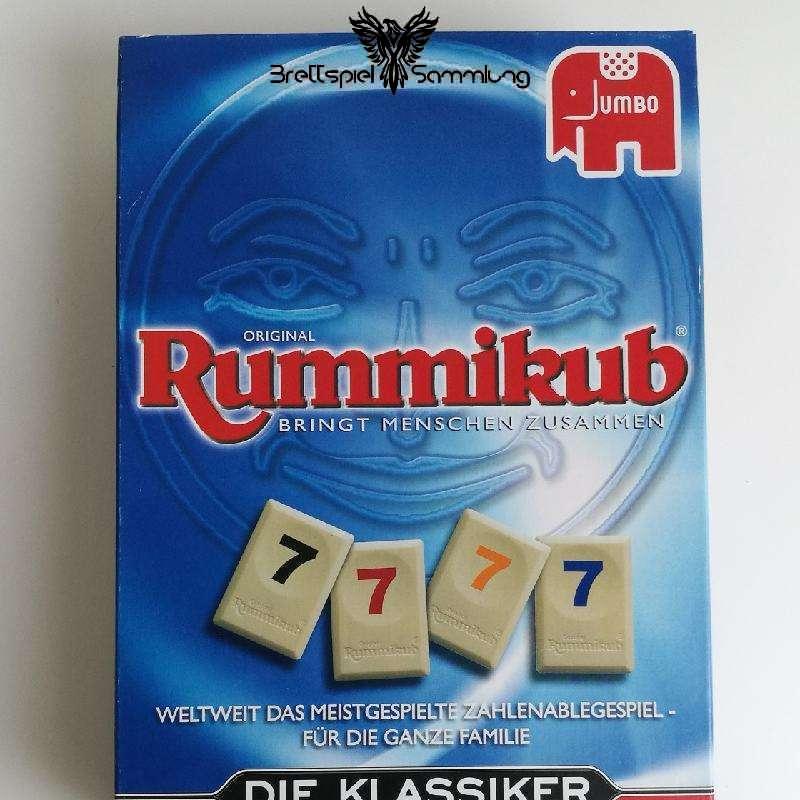 Größe 3,9 x 2,2 cm Ersatzteil für Original Rummikub Spielstein GELB 9