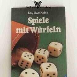 Spiele Mit Würfeln Taschenbuch