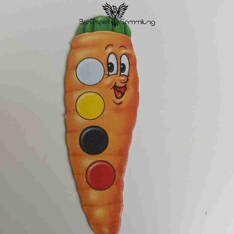 Lotti Karotti Merkspiel Karottenkarte #9