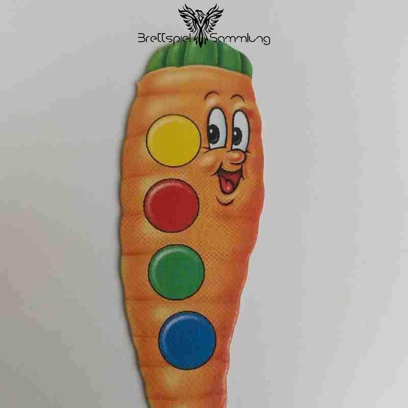 Lotti Karotti Merkspiel Karottenkarte #4