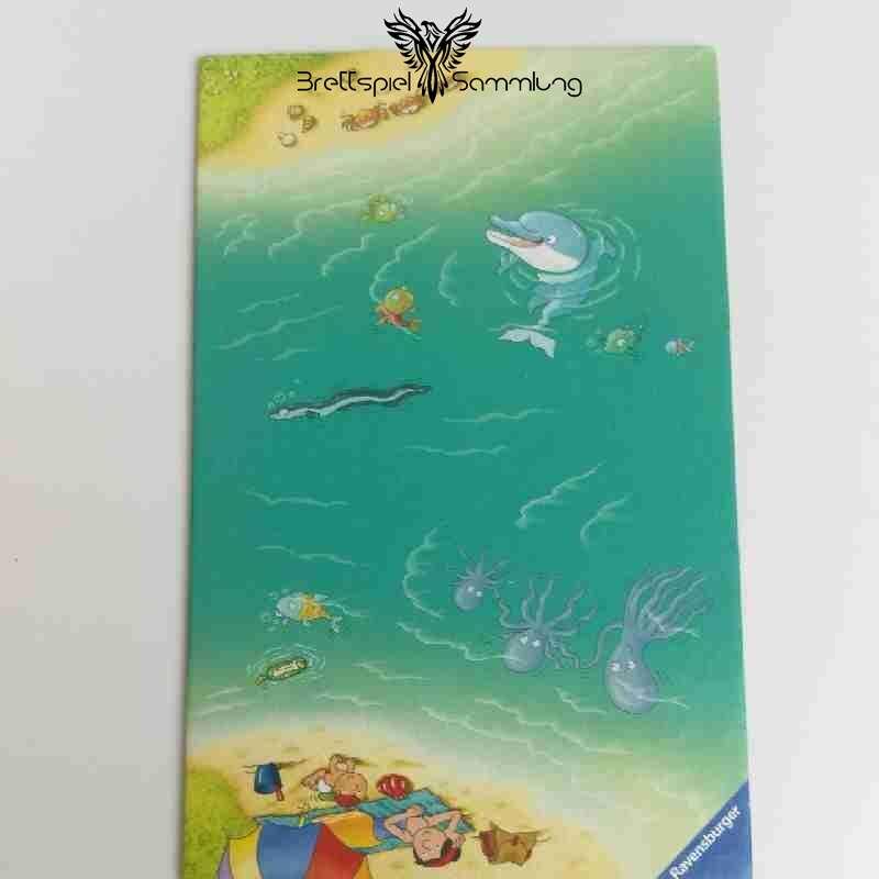 Tempo Kleine Fische Meeresteil