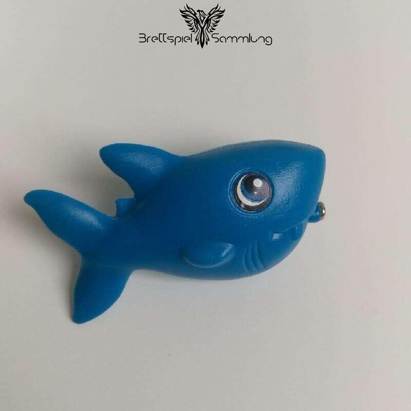 Angelspiel Fisch Hellblau