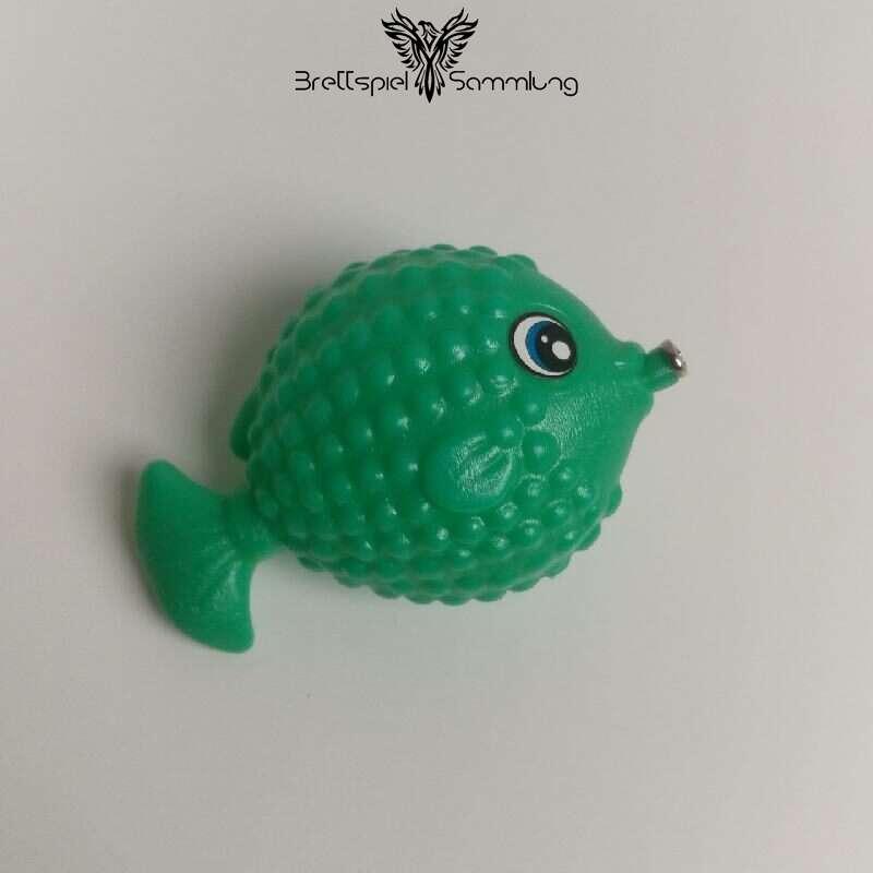 Angelspiel Fisch Grün