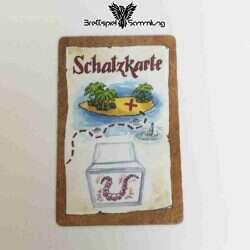 Piraten Auf Schatzsuche Schatzkarte #2