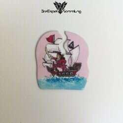Piraten Auf Schatzsuche Piratenschiff Rot